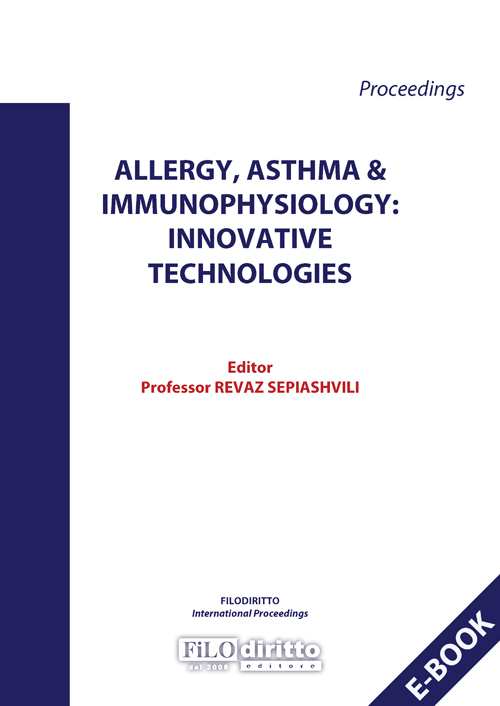 ALLERGY, ASTHMA, IMMUNOPHYSIOLOGY: INNOVATIVE TECHNOLOGIES  2016