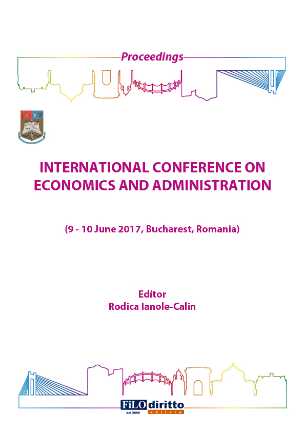 International Conference on Economics and Administration  (9 - 10 June 2017, Bucharest, Romania)