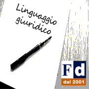 La lingua matrigna: do you speak giuridichese?