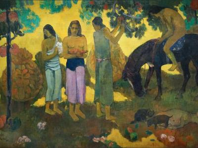 Ruperupe, Paul Gaugin, 1899, Museo dell'Hermitage