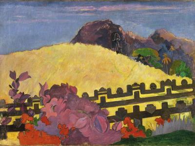 Tiedosto, Paul Gaugin, 1898, National Gallery of Scotland