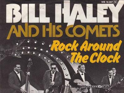 Rock around the clock, Bill Haley & His Comets