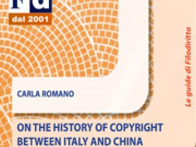 On the history of copyright between Italy and China