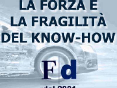 Importanza del know-how in Ducati