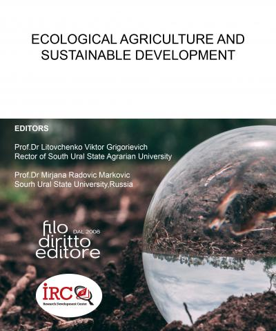 ECOLOGICAL AGRICULTURE AND SUSTAINABLE DEVELOPMENT