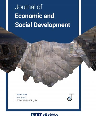 Journal of Economic and Social Development - March 2018, Vol. 5, No. 1