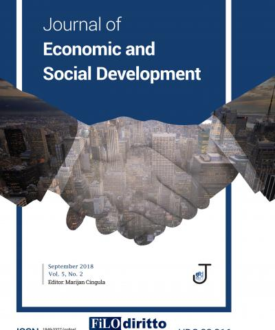 Journal of Economic and Social Development - September 2018, Vol. 5, No. 2