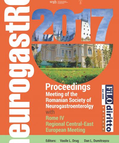 NeurogastRO 2017 – Meeting of the Romanian Society of Neurogastroenterology  (Iasi, Romania, 16-18 March 2017)
