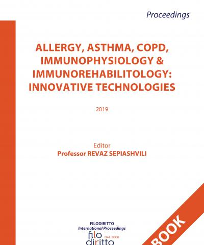 Allergy, Asthma, COPD, Immunophysiology and Immunorehabilitology (Saint Petersburg, Russia Federation, June 29 - July 1, 2019)