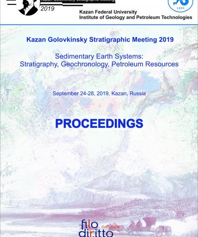 3rd Kazan Golovkinsky Stratigraphic Meeting 2019:  Sedimentary Earth Systems: Stratigraphy, Geochronology, Petroleum Resources (Kazan, Russian Federation, 24-28 September 2019)
