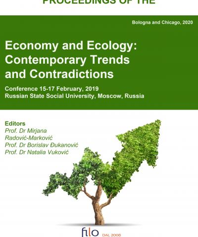 Economy and Ecology: Contemporary Trends and Contradictions (15-17 February 2019, Moscow, Russia)