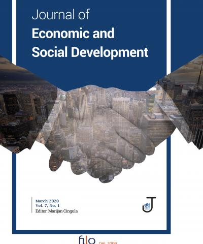 Journal of Economic and Social Development - JESD Vol.7 n.1 (March 2020)