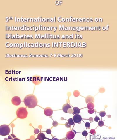 5th InterDIAB 2019 - International Conference on Interdisciplinary Management of Diabetes Mellitus and its Complications (Bucharest, Romania, 7-9 March 2019)