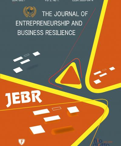 The Journal of Entrepreneurship and Business Resilience (JEBR) - Vol. 3 N. 1-2020  July