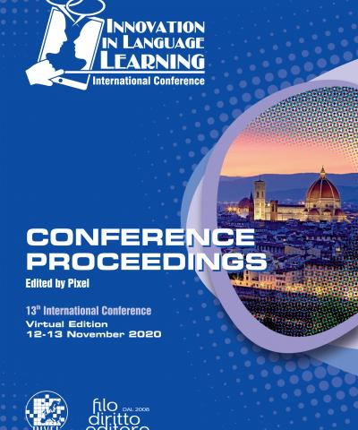 "13th International Conference  ""Innovation in Language Learning""  (Florence, Italy, 12-13 November 2020)"